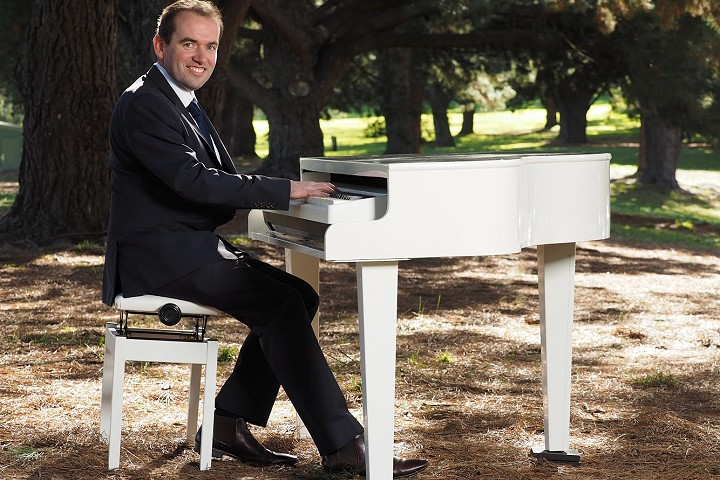 Benny Martin Wedding & Event Pianist